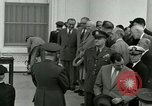 Image of President Dwight D Eisenhower Washington DC USA, 1953, second 5 stock footage video 65675020751