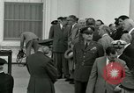 Image of President Dwight D Eisenhower Washington DC USA, 1953, second 6 stock footage video 65675020751