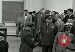 Image of President Dwight D Eisenhower Washington DC USA, 1953, second 7 stock footage video 65675020751