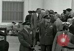 Image of President Dwight D Eisenhower Washington DC USA, 1953, second 9 stock footage video 65675020751