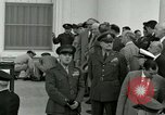 Image of President Dwight D Eisenhower Washington DC USA, 1953, second 10 stock footage video 65675020751