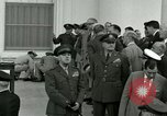 Image of President Dwight D Eisenhower Washington DC USA, 1953, second 11 stock footage video 65675020751