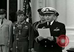 Image of President Dwight D Eisenhower Washington DC USA, 1953, second 5 stock footage video 65675020752