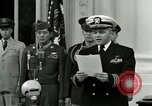 Image of President Dwight D Eisenhower Washington DC USA, 1953, second 10 stock footage video 65675020752