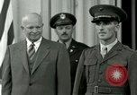 Image of President Dwight D Eisenhower Washington DC USA, 1953, second 3 stock footage video 65675020753