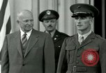 Image of President Dwight D Eisenhower Washington DC USA, 1953, second 5 stock footage video 65675020753