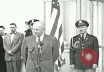 Image of President Dwight D Eisenhower Washington DC USA, 1953, second 1 stock footage video 65675020754