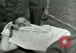 Image of wounded soldiers Tokyo Japan, 1950, second 9 stock footage video 65675020765