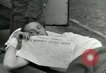 Image of wounded soldiers Tokyo Japan, 1950, second 12 stock footage video 65675020765