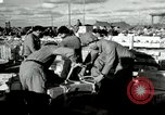 Image of Japanese laborers Chosin Reservoir Korea, 1950, second 2 stock footage video 65675020771
