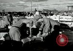 Image of Japanese laborers Chosin Reservoir Korea, 1950, second 3 stock footage video 65675020771