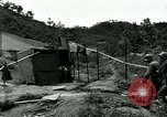 Image of Hot water shower during Korean War Korea, 1951, second 1 stock footage video 65675020779