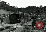 Image of Hot water shower during Korean War Korea, 1951, second 2 stock footage video 65675020779