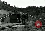 Image of Hot water shower during Korean War Korea, 1951, second 5 stock footage video 65675020779