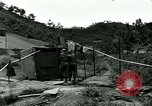 Image of Hot water shower during Korean War Korea, 1951, second 7 stock footage video 65675020779
