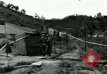 Image of Hot water shower during Korean War Korea, 1951, second 8 stock footage video 65675020779