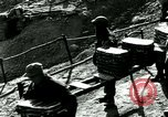 Image of Marmite can rations in Korean War Korea, 1951, second 9 stock footage video 65675020780