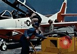 Image of T2J-1 Buckeye United States USA, 1960, second 7 stock footage video 65675020782