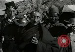 Image of Jawaharlal Nehru Tibet, 1949, second 8 stock footage video 65675020787