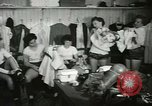 Image of Women playing baseball game Kenosha Wisconsin, 1949, second 5 stock footage video 65675020790
