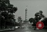 Image of Siegessaule Berlin Germany, 1955, second 2 stock footage video 65675020797