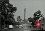 Image of Siegessaule Berlin Germany, 1955, second 4 stock footage video 65675020797
