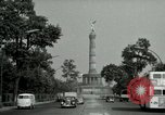 Image of Siegessaule Berlin Germany, 1955, second 5 stock footage video 65675020797