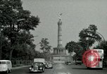 Image of Siegessaule Berlin Germany, 1955, second 6 stock footage video 65675020797