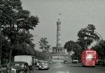 Image of Siegessaule Berlin Germany, 1955, second 7 stock footage video 65675020797