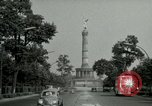 Image of Siegessaule Berlin Germany, 1955, second 8 stock footage video 65675020797