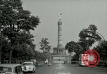 Image of Siegessaule Berlin Germany, 1955, second 9 stock footage video 65675020797