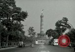 Image of Siegessaule Berlin Germany, 1955, second 11 stock footage video 65675020797