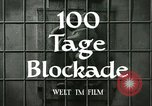 Image of Berlin Blockade Berlin Germany, 1948, second 4 stock footage video 65675020798