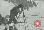 Image of Explorers Antarctica, 1929, second 3 stock footage video 65675020806