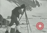 Image of Explorers Antarctica, 1929, second 5 stock footage video 65675020806