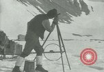 Image of Explorers Antarctica, 1929, second 6 stock footage video 65675020806
