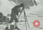 Image of Explorers Antarctica, 1929, second 7 stock footage video 65675020806