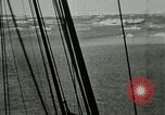 Image of whaler Herman Alaska USA, 1915, second 8 stock footage video 65675020849