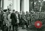 Image of French Foreign Legionnaires Washington DC USA, 1937, second 6 stock footage video 65675020878