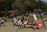 Image of British children during World War 2 London England United Kingdom, 1944, second 2 stock footage video 65675020893
