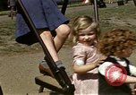 Image of British children during World War 2 London England United Kingdom, 1944, second 11 stock footage video 65675020893