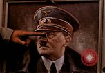 Image of Hitler portrait Cherbourg Normandy France, 1944, second 3 stock footage video 65675020905