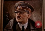 Image of Hitler portrait Cherbourg Normandy France, 1944, second 6 stock footage video 65675020905