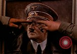 Image of Hitler portrait Cherbourg Normandy France, 1944, second 7 stock footage video 65675020905