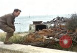 Image of Destroyed German fortifications Granville France, 1944, second 4 stock footage video 65675020909