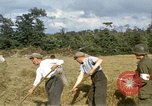 Image of French farmers France, 1944, second 11 stock footage video 65675020910