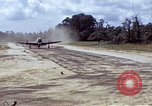 Image of P-47 and P-38 aircraft operating from St.Mere Eglise Saint Mere Eglise France, 1944, second 3 stock footage video 65675020911