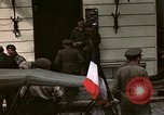 Image of war correspondents Rampieux France, 1944, second 6 stock footage video 65675020914