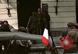 Image of war correspondents Rampieux France, 1944, second 7 stock footage video 65675020914