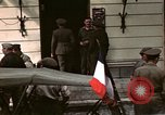 Image of war correspondents Rampieux France, 1944, second 8 stock footage video 65675020914